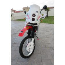 Adventure 2 Fairing - NEW MODEL complete