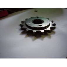 Honda XR650L extra wide style front sprocket