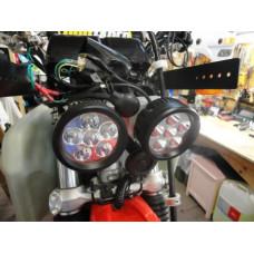 Buran Fairing LED Flood Lights - pair