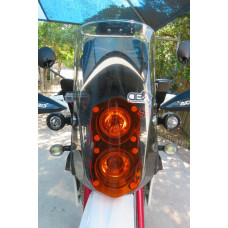 AJP PR7 Headlight Cover