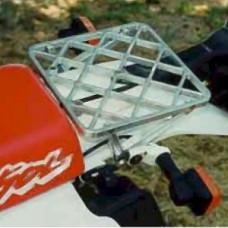 Rear cargo rack – aluminum