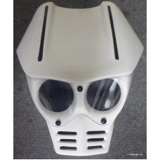 Buran Fairing Headlight Cover - cover ONLY
