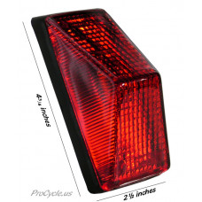 Honda XR650L WPS small tail light